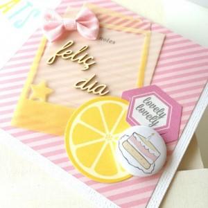 Tarjetas para felicitar un cumpleaños
