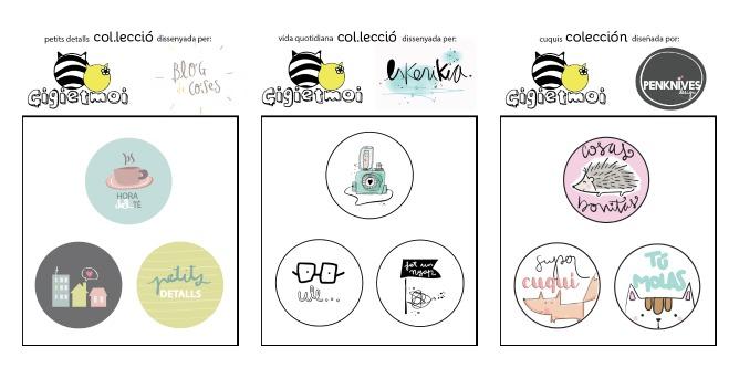 Presentación línea de productos del equipo artístico