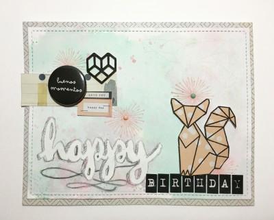 Tutorial tarjeta de cumpleaños