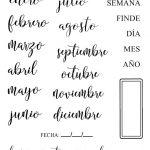 Gigietmoi:meses+dias_sellos_en_español