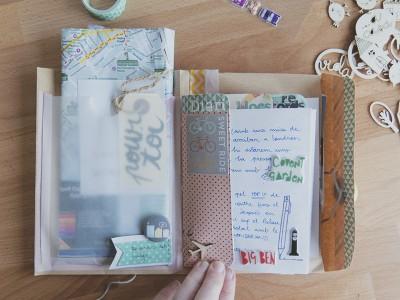 Journal de viaje