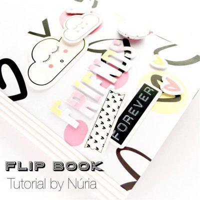TUTORIAL FLIP BOOK «SO BEAUTIFUL»