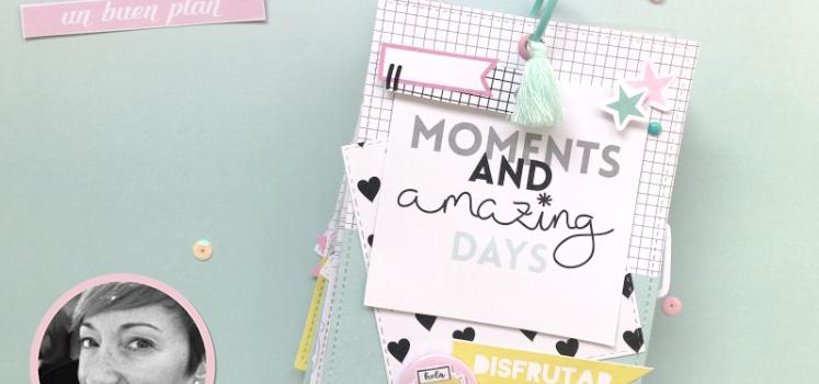 Mini álbum Moments and Amazing Days